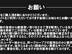 "KT-Joker qyt19 File.19 Kaito Joker Contact Gin-san ""toilets rush report"" Vol.19"