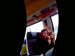 Train Bulge Girls