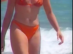 candid beach compilation 6