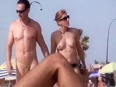 Happy dicks sucked and stroked in beach compilation