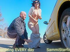 Sammi Starfish - The Queen Of Pantsing